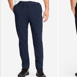 Bonobos Pique Fleece Sweatpants Navy